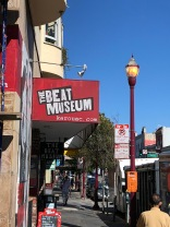 Next up, the Beat Museum