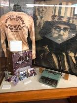 Shrine to Allan Ginsberg
