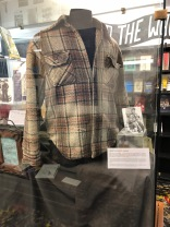 Keroac's legendary flannel shirt?