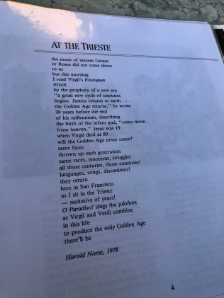 Poem about the Trieste