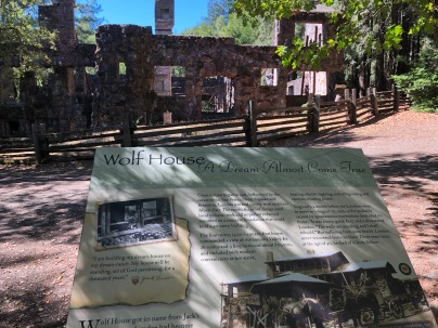Wolf House Remains