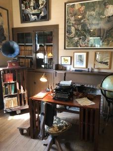 Jack's office