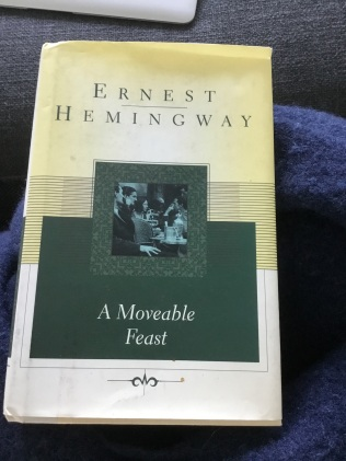 Published posthumously in 1964, A Moveable Feast is a travel narrative of his time in Paris in the 1920's.