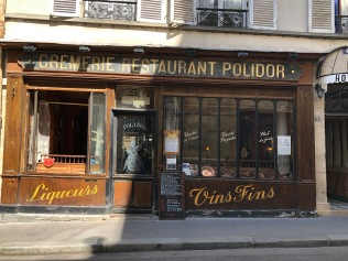 This turned into a Laundromat in Midnight in Paris
