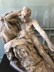 Rodin Statue of Hugo